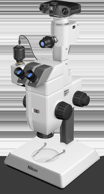 Smz U Stereoscopic Zoom Microscope Microscopyu